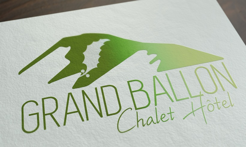 Grand Ballon Logotype