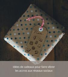 Dernier Article : Idées de cadeaux pour faire vibrer les accros aux réseaux sociaux