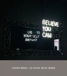 Dernier article : Camilo Matiz : le miroir de la réalité / série de sculptures