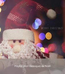Dernier article : Playlist (non classique) de Noël - Merry Indie Christmas