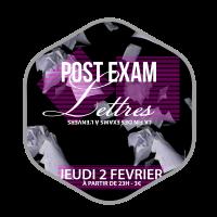 Soirée Post Exam - Cult&Co