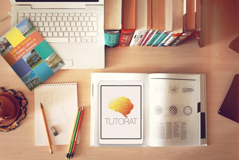 Logotype - Tutorat Université de Lorraine