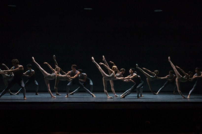 « Clear, Loud, Bright, Forward » le ballet de Millepied en 360°