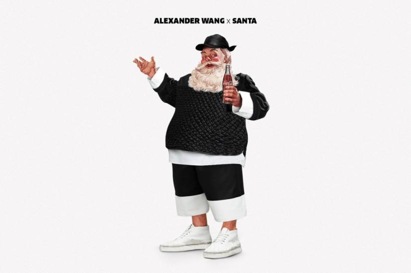 Santa Designer - Alexander Wang