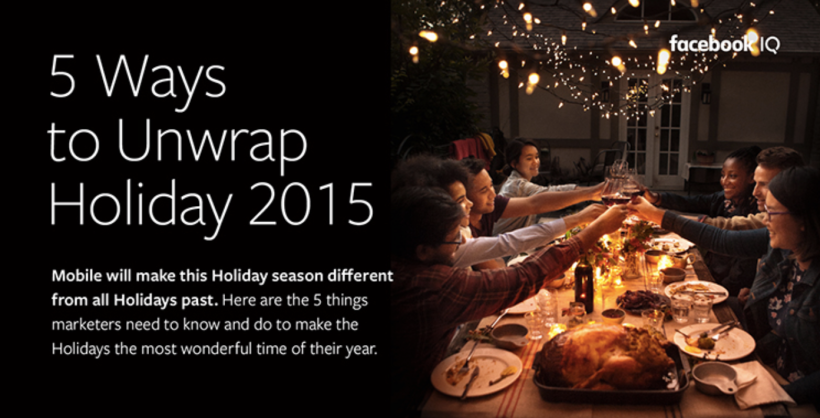 Unwrapping Holiday Season 2015