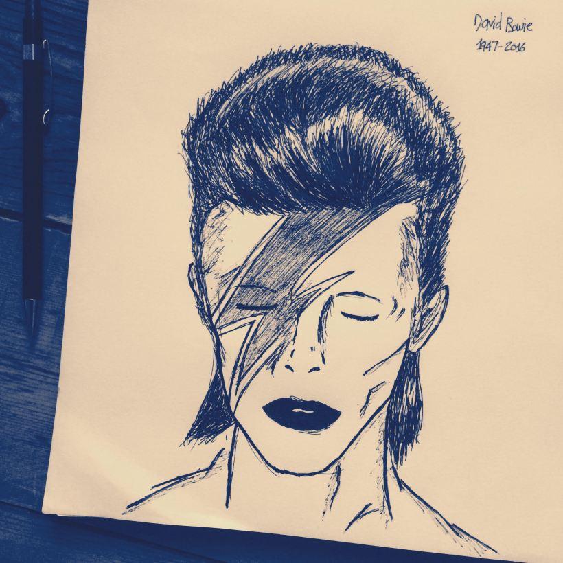 David Bowie - Marine Chapoutot