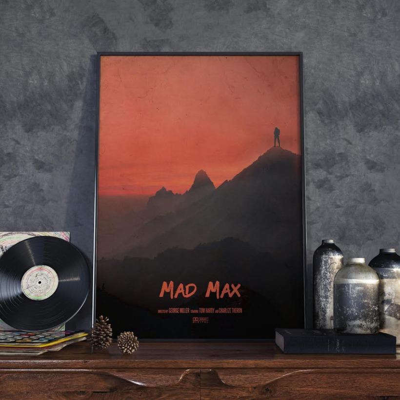 Affiche Film - Mad Max