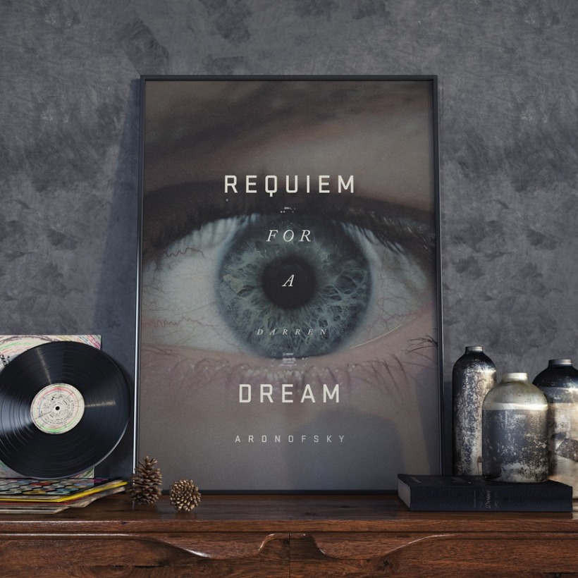 Affiche Film - Requiem for a Dream