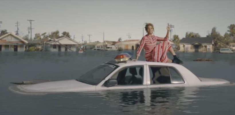 """Capture d'écran du clip musical """"Formation"""" par Beyoncé"""