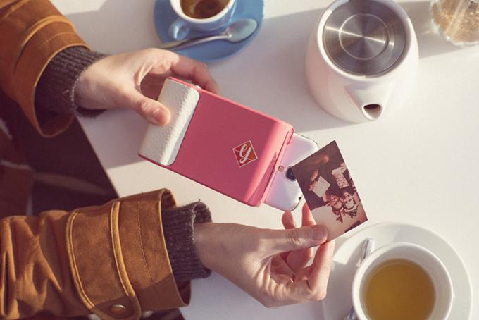 Coque Prynt imprimante Polaroid