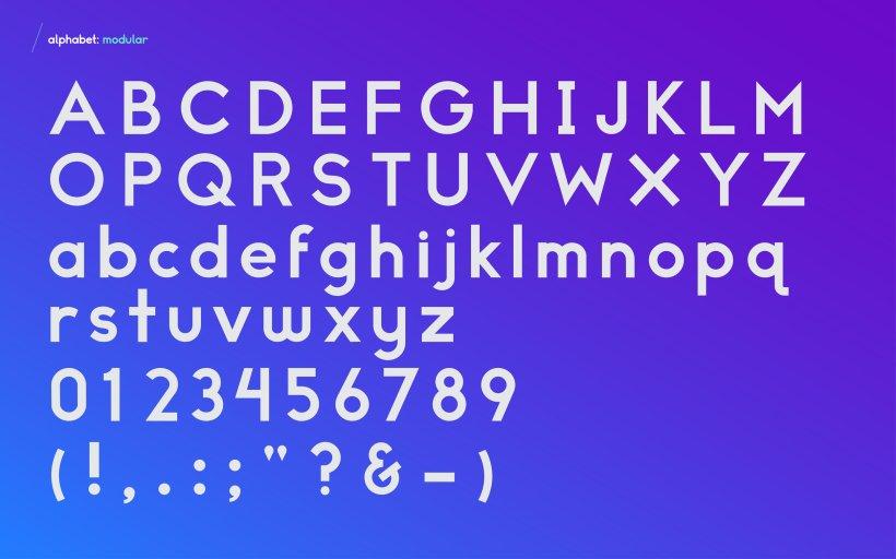 Typographie / Police d'écriture gratuite (free font) : Somatic par Lauren Lee