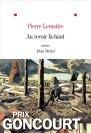 """Couverture du roman """"Au revoir là-haut""""de Pierre Lemaitreparu en 2013 et qui a remporté le prix Goncourt (version ebook / Kindle)"""