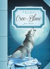 """Couverture du roman jeunesse """"Croc-Blanc"""" de Jack London (version ebook/kindle)"""