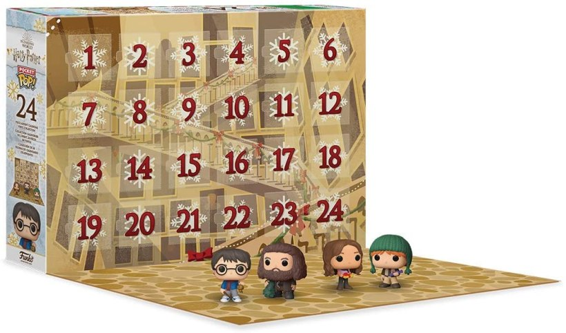 "Calendrier de l'Avent Funko Pop! ""Harry Potter"""