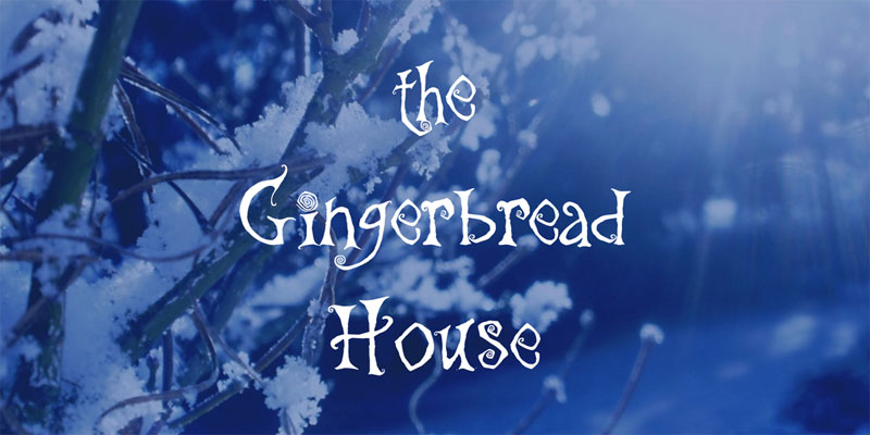 Typographie gratuite The Ginger House pour Halloween